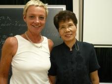 Dr. Barbara Alles bei Akupunktur Ausbildung in Bejing